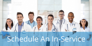 Schedule an In-Service